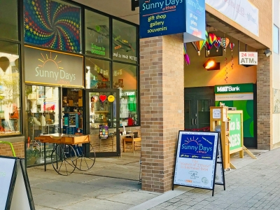 Sunny-Days Retail stores in Ithaca
