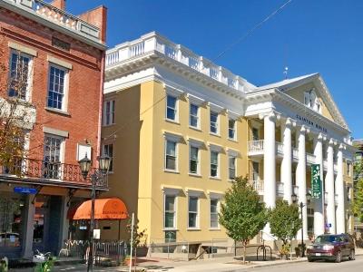 clinton-house Ithaca NY