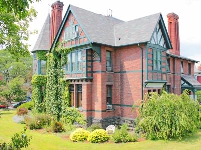 Exterior William Henry Miler Inn Ithaca NY