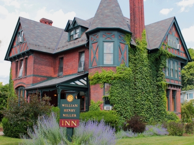 Exterior William Henry Miler Inn Ithaca NY - 2