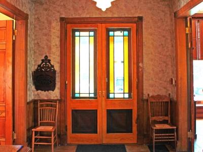 Font Hall Miller Inn Ithaca NY
