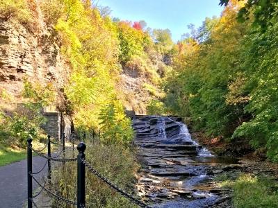 cascadilla-gorge ithaca NY