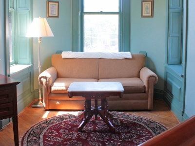 Library Room at the Miller Inn lodging Ithaca - 2