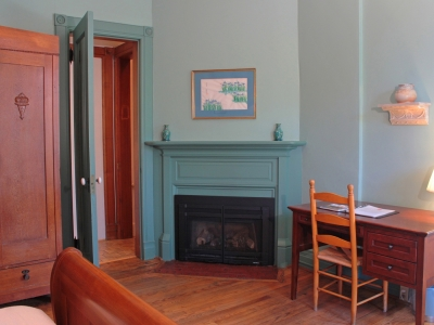 Library Room at the Miller Inn lodging Ithaca - 3