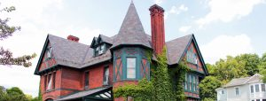 The William Henry Miller Inn in Ithaca New York