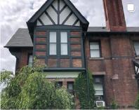 The William Henry Miller Inn in Ithaca New York facade