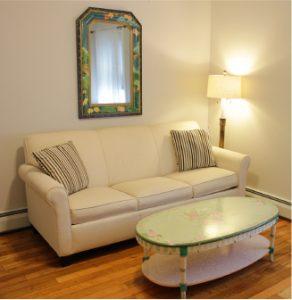The William Henry Miller Inn in Ithaca New York lounge