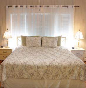 The William Henry Miller Inn in Ithaca New York bedroom