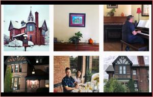 The William Henry Miller Inn in Ithaca New York Instagram