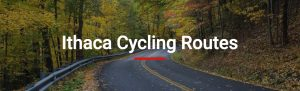 Ithaca Cycling Routes