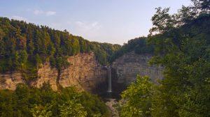 Taughannock Falls Ithaca NY