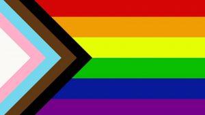 Rainbow Flag GLBTQ