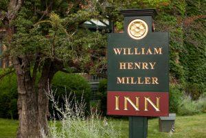 William Henry Miller Inn Sign