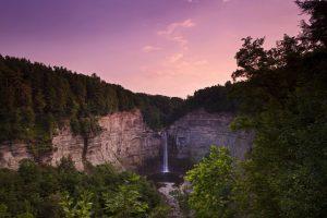 Taughannock Falls Ithaca NY - 2