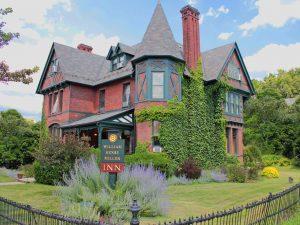 Exterior Inn Ithaca NY