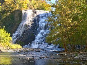 Ithaca Falls Ithaca New York