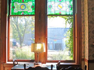 Dining Room Window - Miller Inn Ithaca